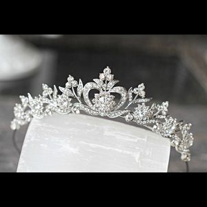 Custom Swarovski Crystal Wedding Tiara